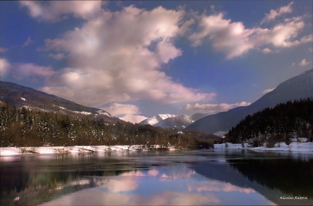 """"""" Reflet d'hiver """""""