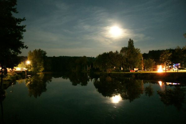 Reflet nocturne