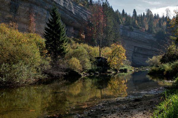 """""""reflets d'automne """""""