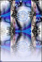 reflets de dos