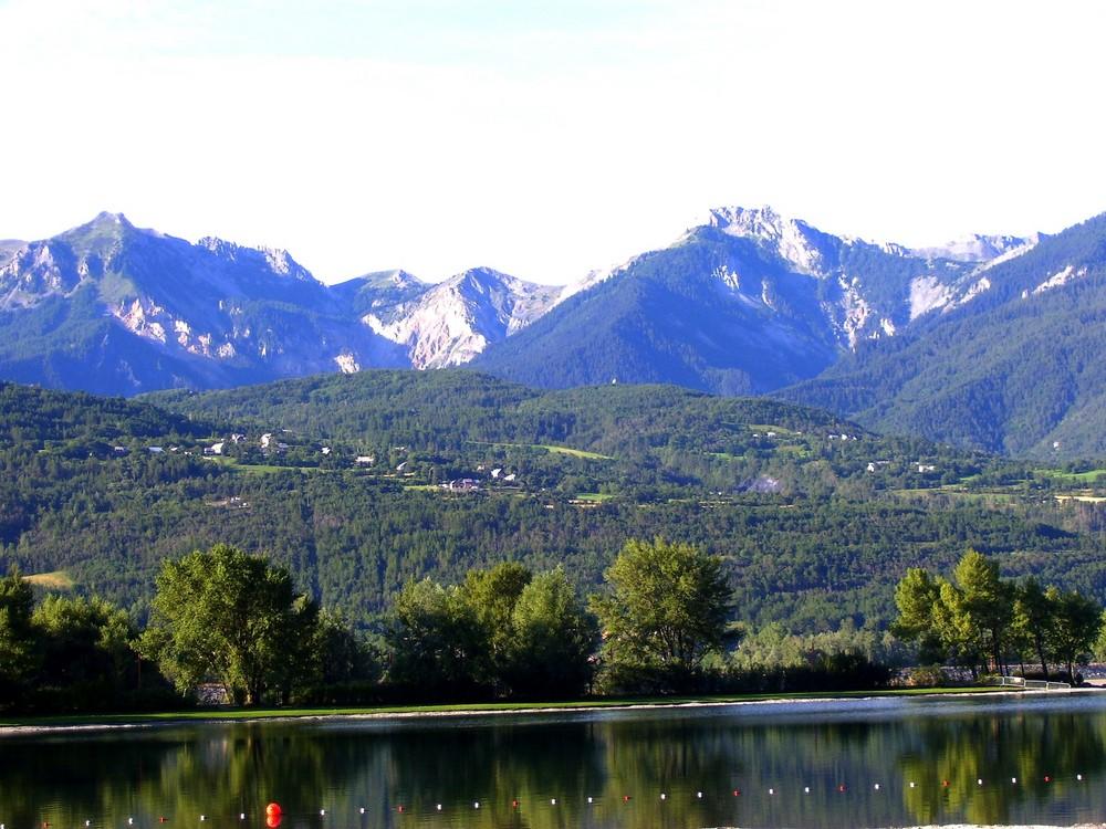 Reflets et Montagnes