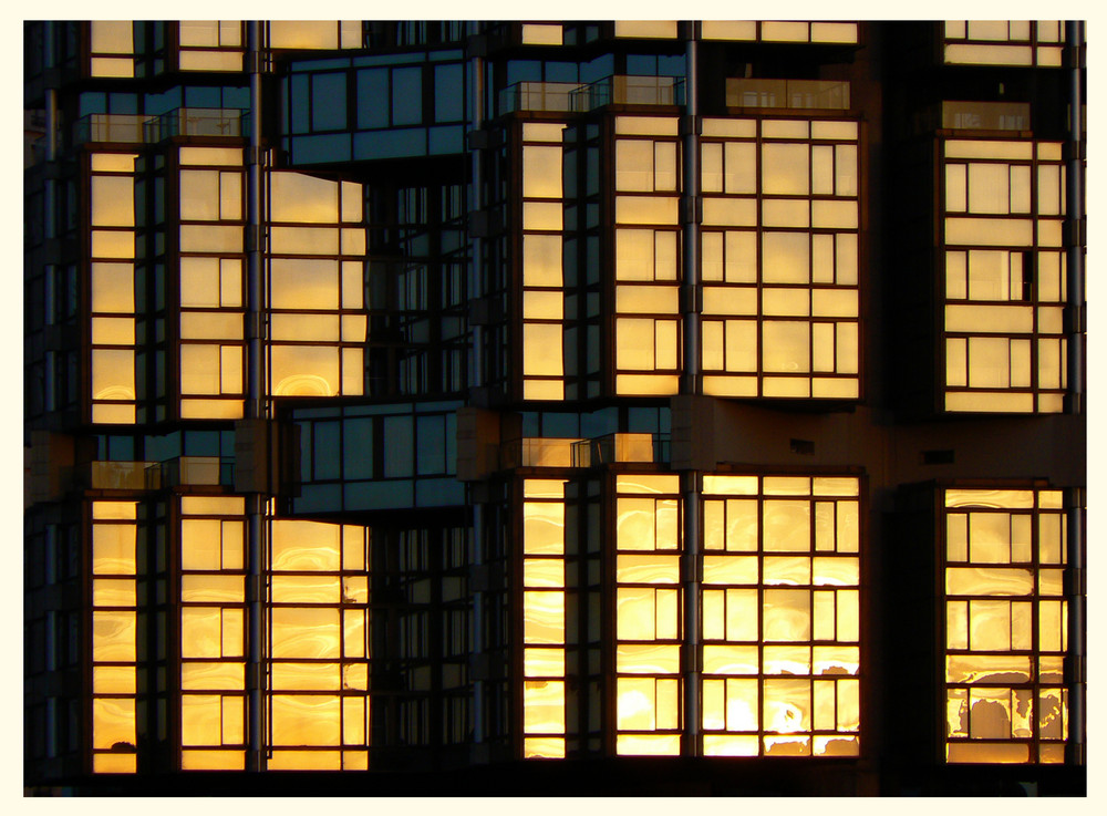 Reflets sur Beaugrenelle
