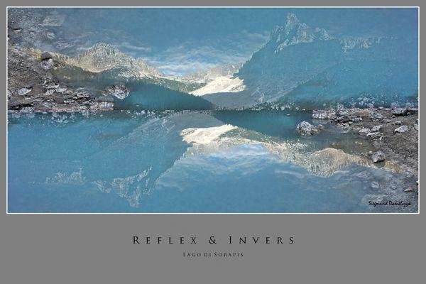 Reflex & Inverse - Lago di Sorapis