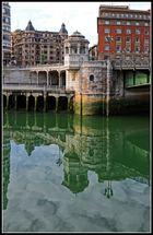 Reflexes a la Ria de Bilbao