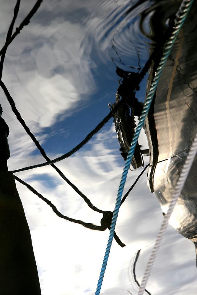 Reflexion 2 - Segeltörn 2008