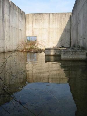 Reflexionen im Bunker