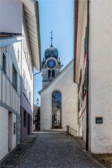 Reformierte Kirche Eglisau ZH
