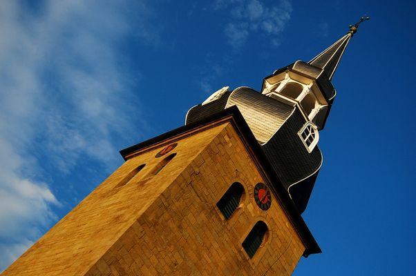Reformierte Kirche in Cronenberg