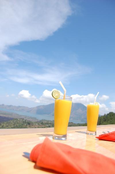 Refreshing, Kintamani Bali