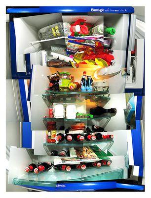 Refridgerator.