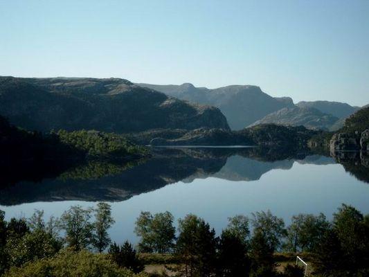 Refsvatnet, Norwegen