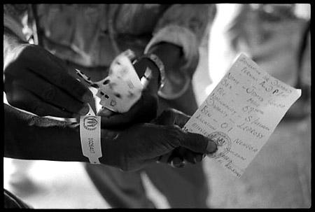 Réfugié du Libéria