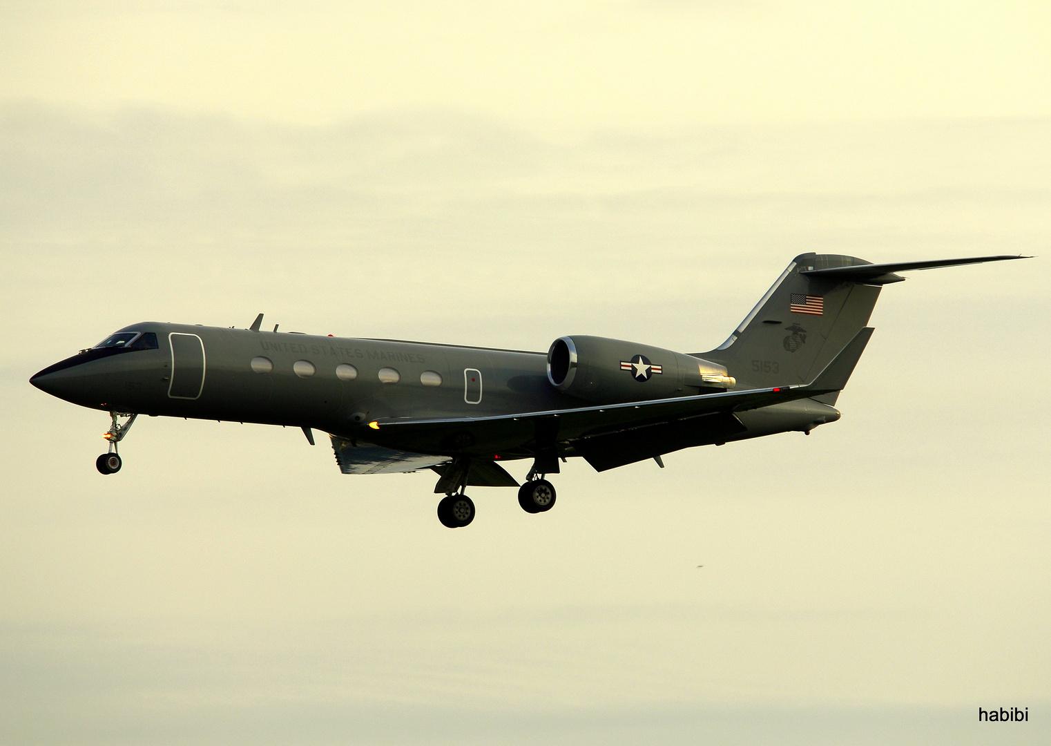 Reg 5153/Gulfstream III