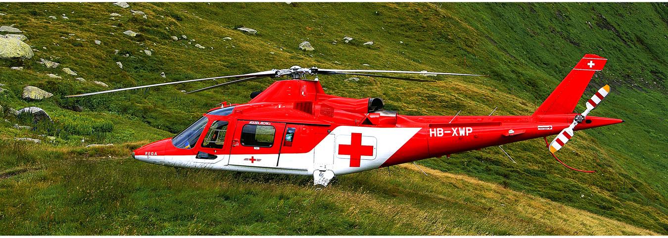 REGA Agusta A109 K2 HB-XWP – Die Geschichte eines Rettungseinsatzes