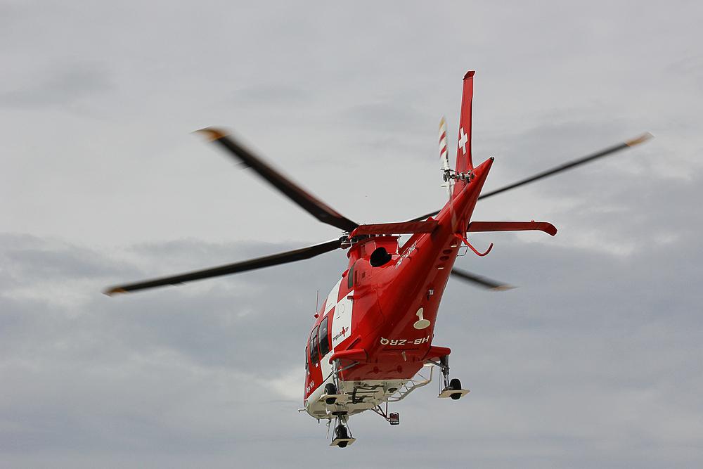 Rega HB-ZRQ - Agusta A 109