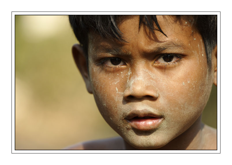 Regard Cambodgien