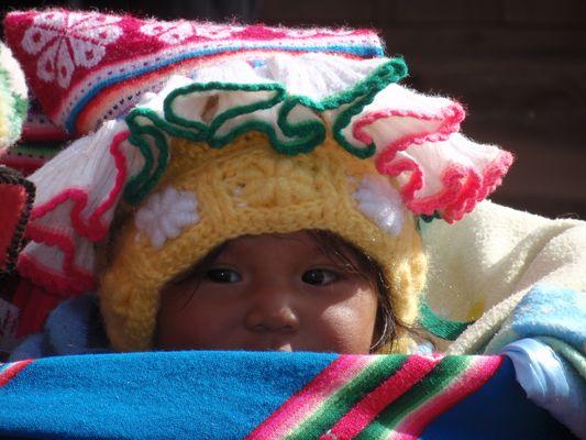 regard du lac titicaca