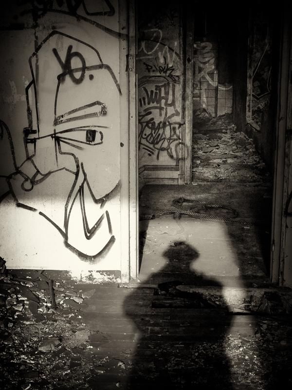 Regard sur l'ombre