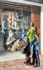 Regardons l'artisan