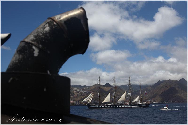 "Regata "" Desafio del atlantico """