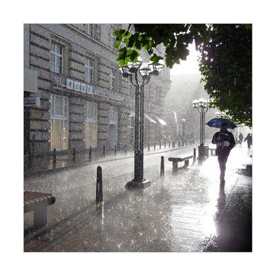 Regen ...