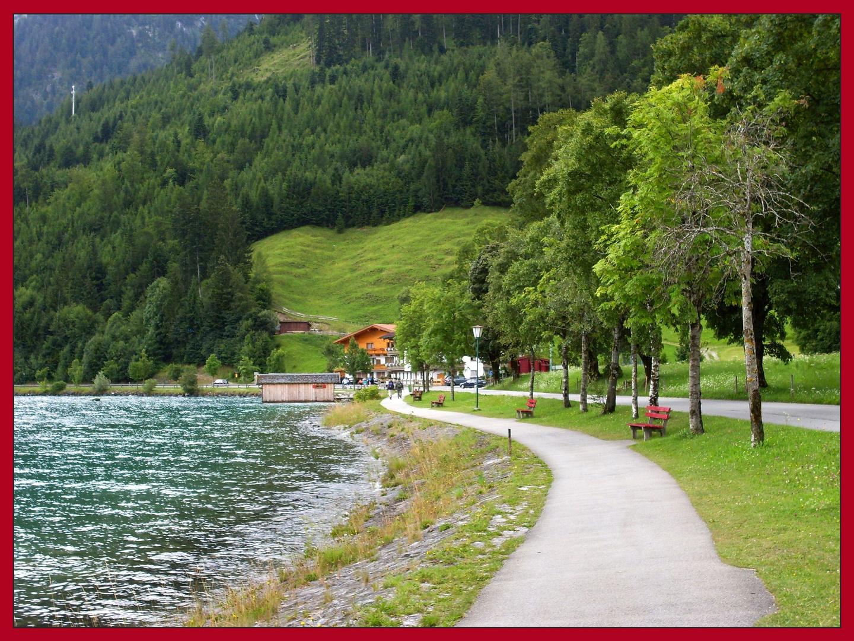 Regen am Achensee