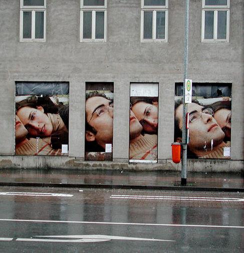 Regen - Collage
