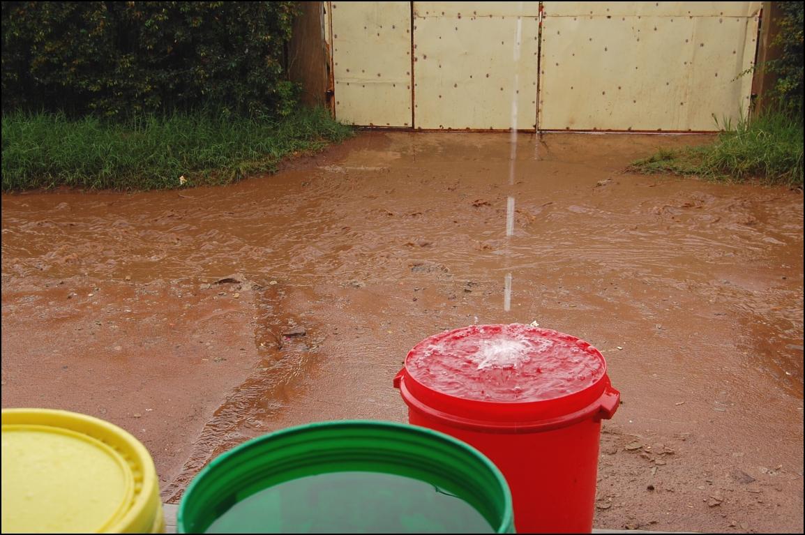 Regen in Mwanza