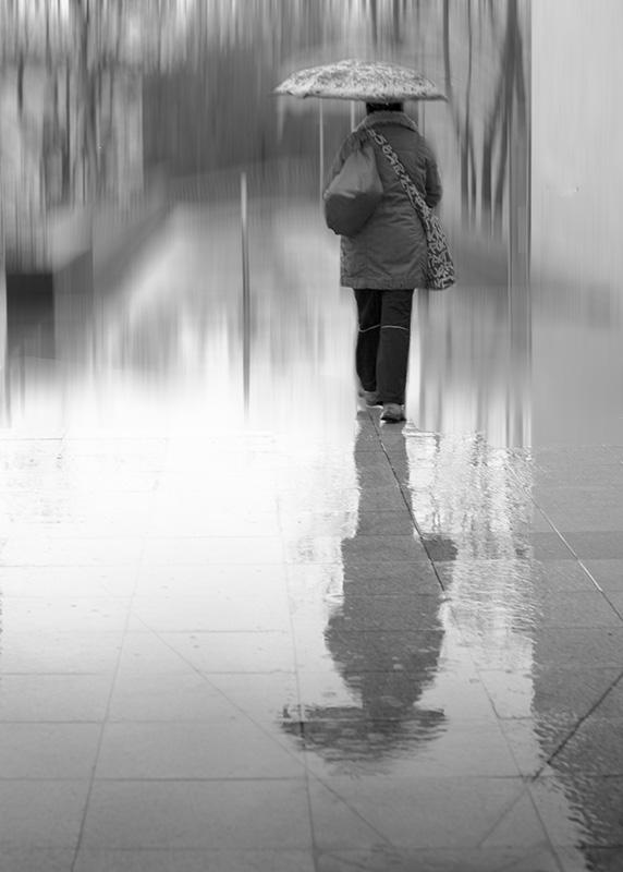 regen Linie