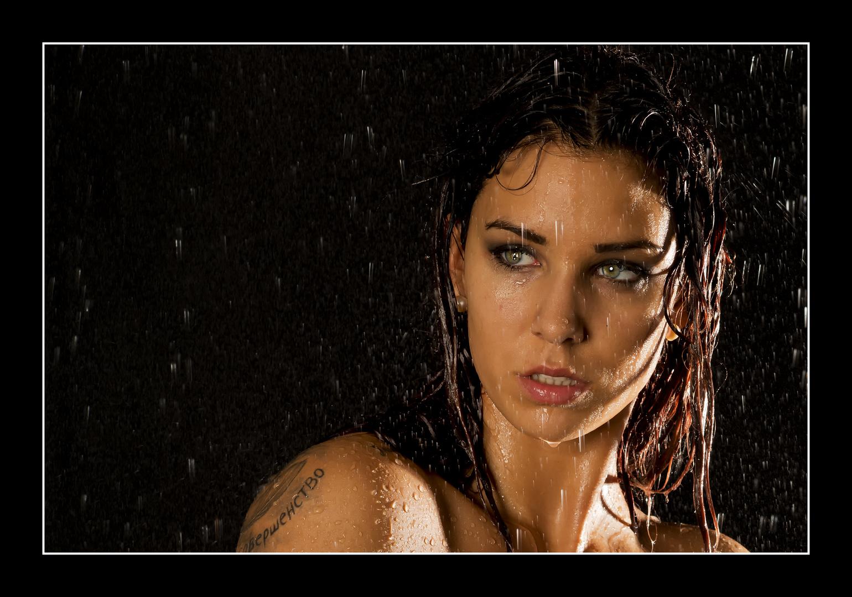 Regen macht schön :-)