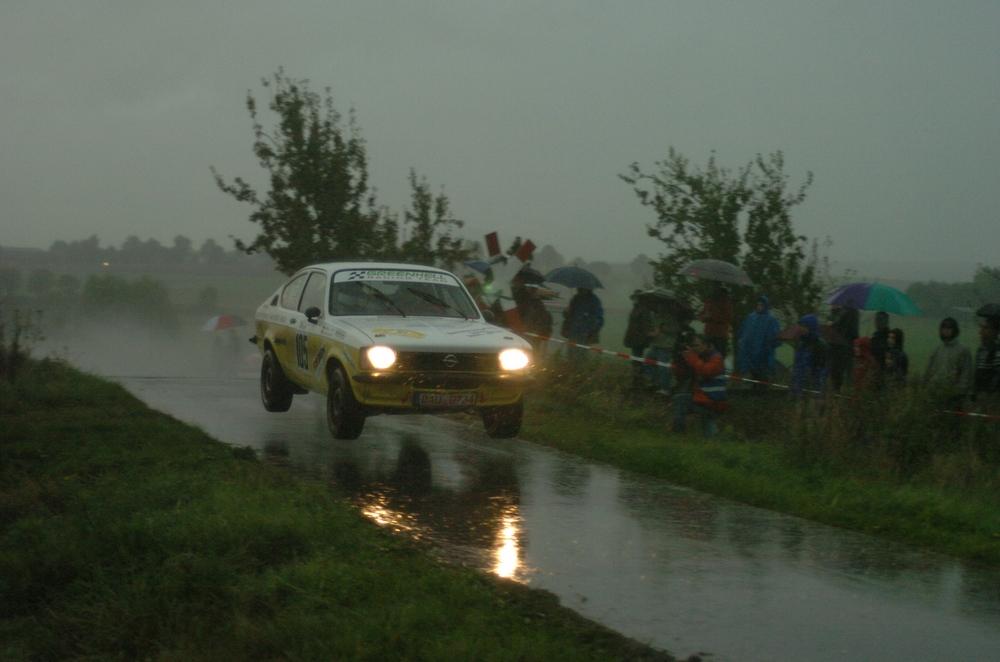 Regen-Rallye Bad Emstal 2009