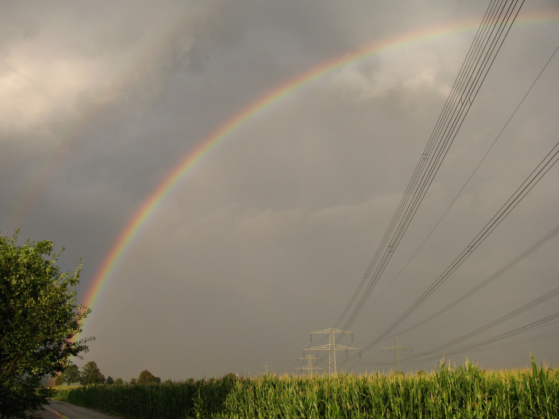 Regenbogen 5
