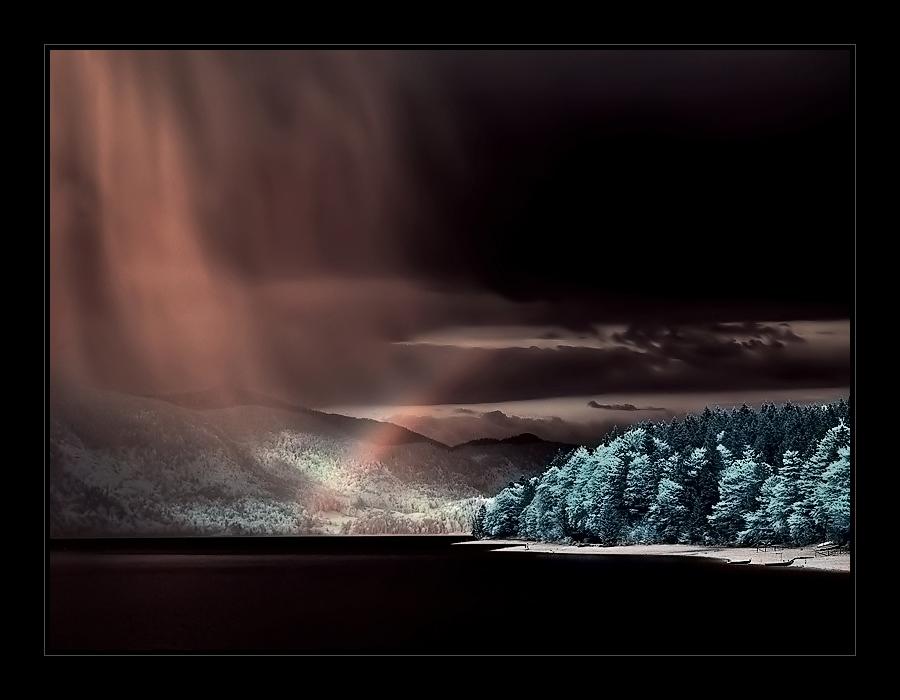 Regenbogen..