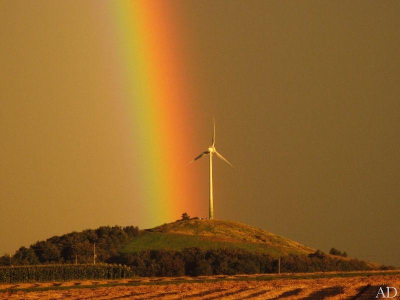 Regenbogen (I)