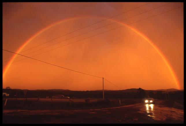 regenbogen in queensland