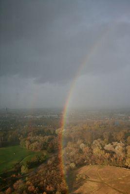 Regenbogen-Macht