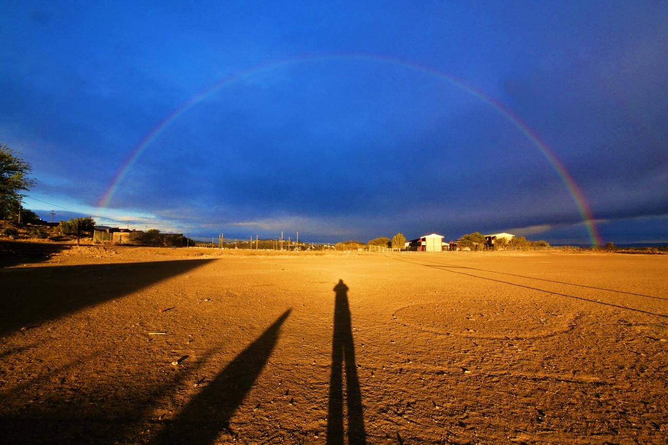 Regenbogen-Nation Südafrika