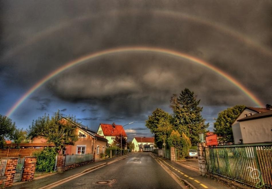 Regenbogen Redwitz