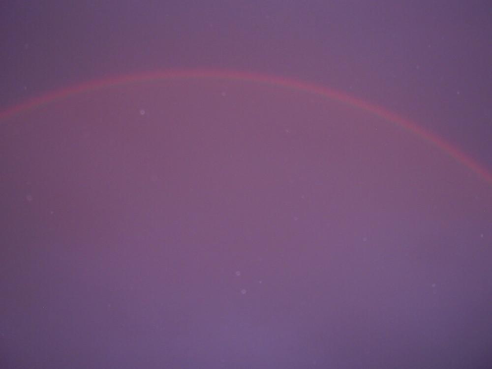 Regenbogen so groß................