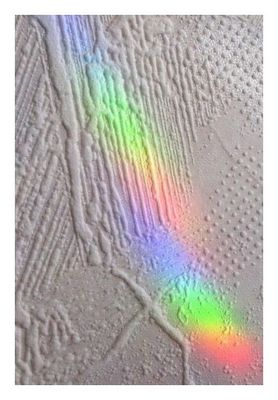 Regenbogen-Tapete