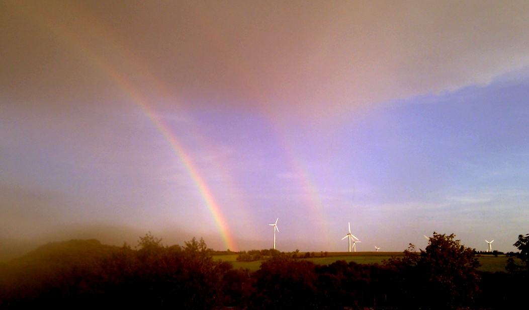 Regenbogen / Wie alles begann 1