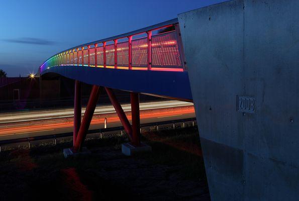 Regenbogenbrücke II - 2008