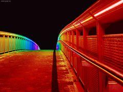 Regenbogenbrücke II