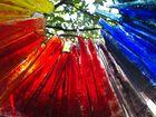 Regenbogenglas