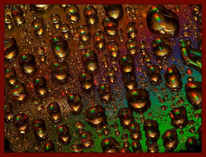 Regenbogentröpfchen