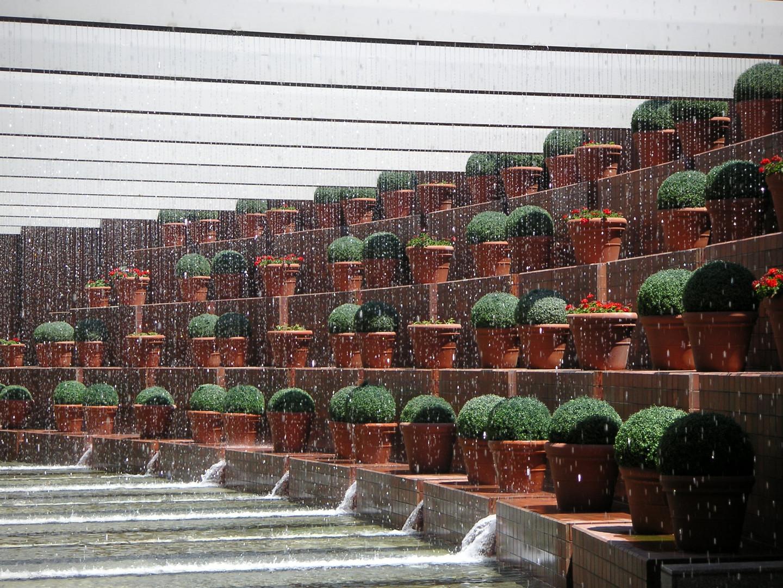 Regenbrunnen
