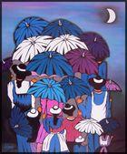 Regenfest bei den Inkas