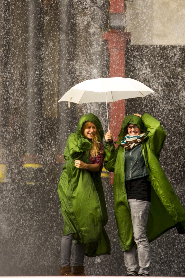 Regenfreude