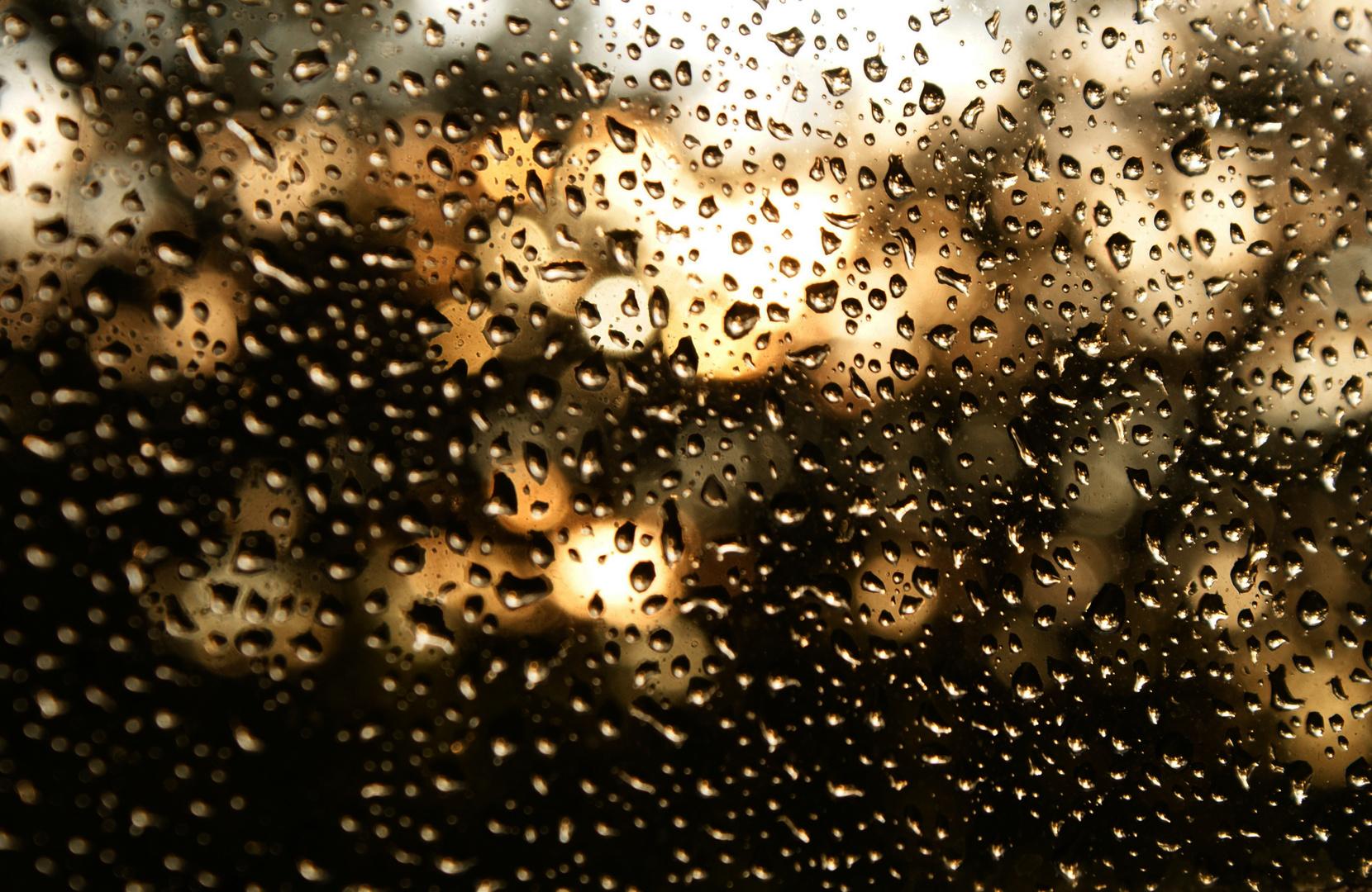 Regengucken