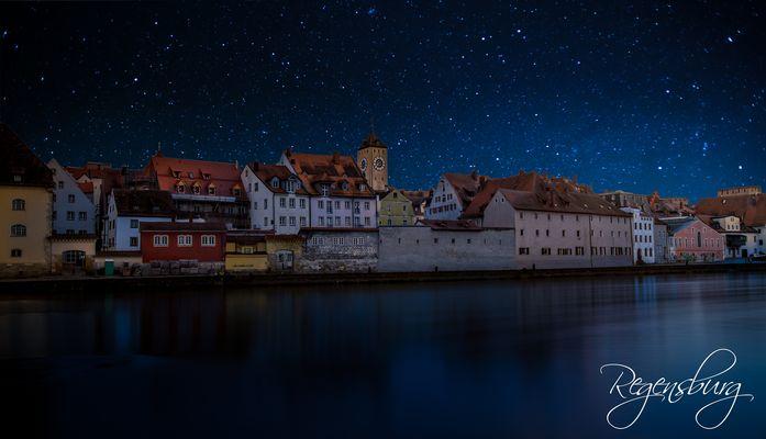 Regensburg 1001 Nacht